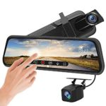 10 inch Mirror Dash Cam For recording Vehicle Accidents