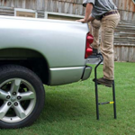 Tailgate Ladder Entry