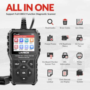 Launch OBD2 - All In One